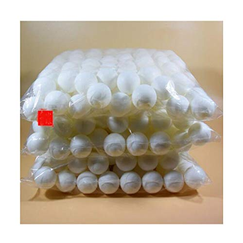 Affordable Samuknight Table Tennis Balls, New Material 40+ Serve Training Ball Plastic Table Tennis ...