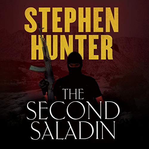 The Second Saladin audiobook cover art