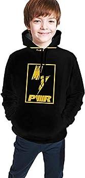 Lachlan Merch Unisex Lightweight Hoodie Christmas Hooded Sweatshirt for Boys and Girls
