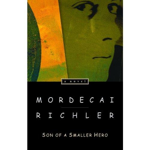 Son of a Smaller Hero audiobook cover art