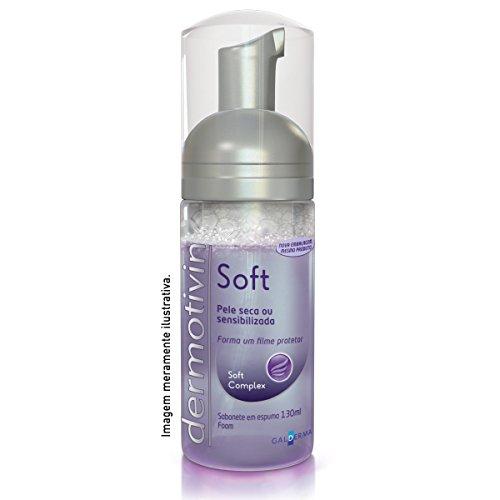 Soft Foam, Dermotivin, 130 ml