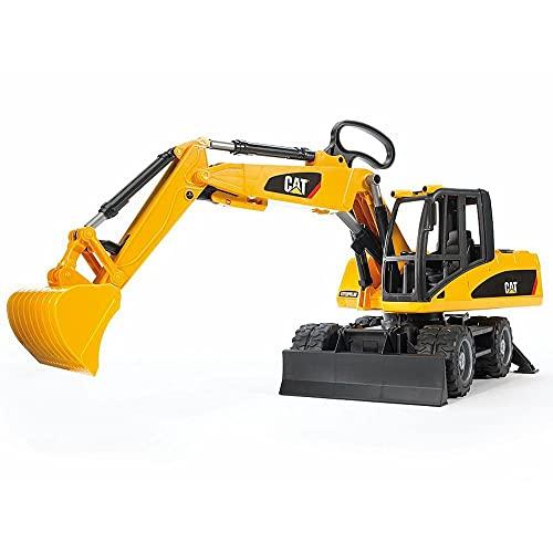 Bruder 02445 Cat Caterpillar - Pala Excavadora