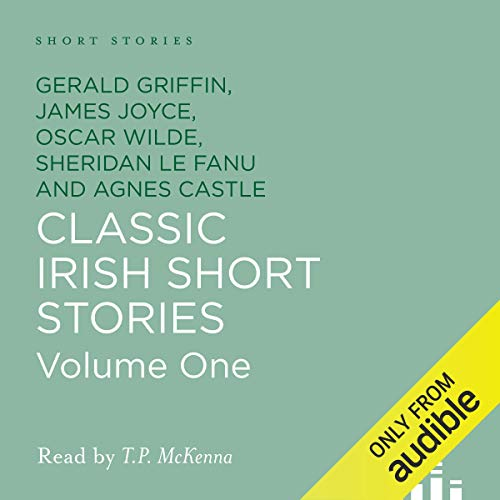 Classic Irish Short Stories  By  cover art