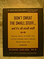Dont Sweat the Small Stuff: Book for Troll Assosiates 0786885386 Book Cover