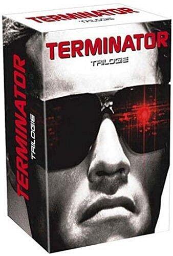 Coffret Terminator : la trilogie