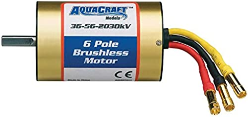 AQUG7001 - 6-pÃle 36-56-2030 Brushless Marine Motor