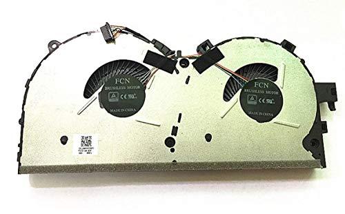 HuiHan Replacement for Lenovo Legion Y520-15IKBA Y520-15IKBM Y520-15IKBN R720 CPU Cooling Fan