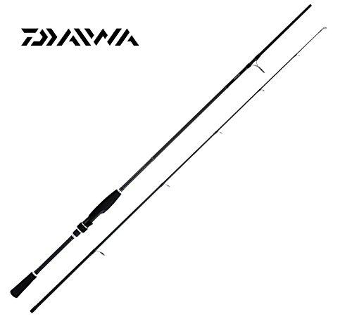 Daiwa Laguna Spinning 2.13 m 10-30 g Canna da Pesca a Spinning Ideale per Tutti i Pesci Predatori Sia in Mare Che Fiume e Lago
