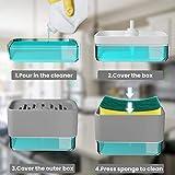 Zoom IMG-1 veelink dispenser sapone liquido manuale