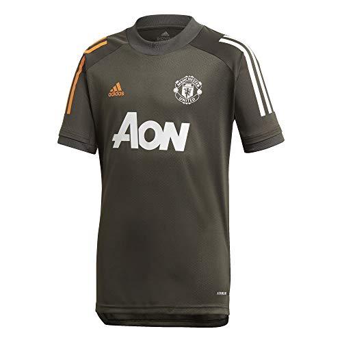adidas Manchester United Temporada 2020/21 MUFC TR JSYY Camiseta Entrenamiento, Unisex, tieley,...