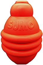 SUMO Rubber Play (L) Dog Toy (red)