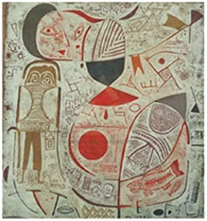 Printed Sheet With Pictures, C.1937 - Poster by Paul Klee (11 x 14)