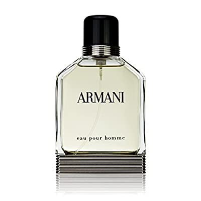 Giorgio Armani Eau De Toilette Spray, 3.4 Ounce