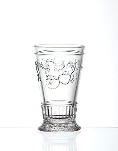 La Rochere Versailles–140x 85mm 34cl Long Drink en verre épais