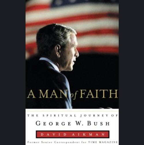 A Man of Faith audiobook cover art