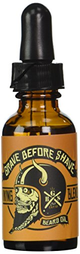 Grave Before Shave Viking Blend Beard Oil by Fisticuffs MW