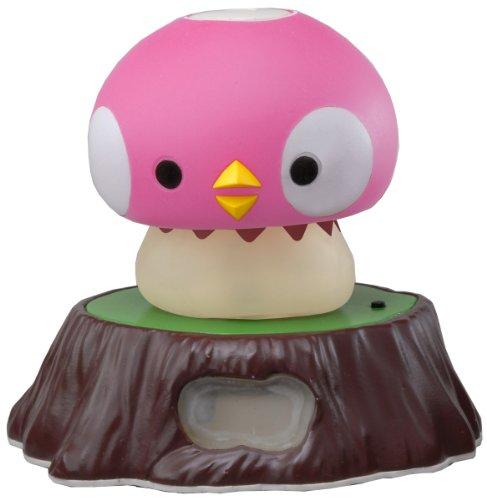Kino Puyo Dancing Motion Detecting Light Up Bird Toy Pink Ver