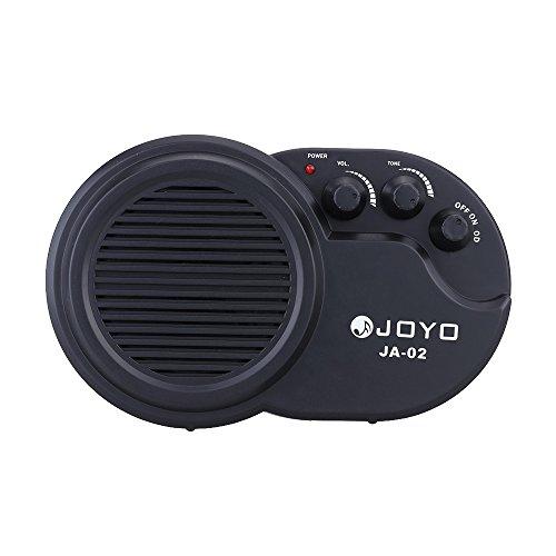 JOYO JA -02 3W Mini Guitarra Eléctrica Altavoz del Amplificador Amp con...