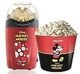 Pipoqueira Elétrica Disney Mickey Mallory +balde Pipoca