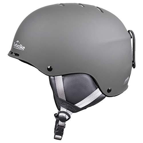TurboSke Ski Helmet, Snow Helmet for Men, Women and Youth