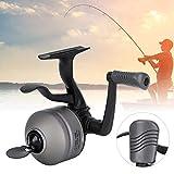 Best Underspin Reels - Keenso Fishing Reels Trigger, US200 4.4:1 Luya handbrake Review