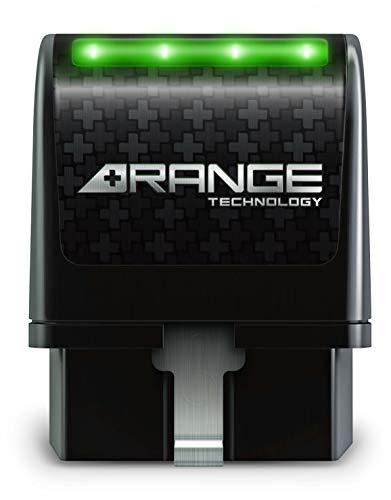 Range Technology Plug & Play AFM/DFM Active Fuel Management Disabler for GM Vehicles RA003G (Green)