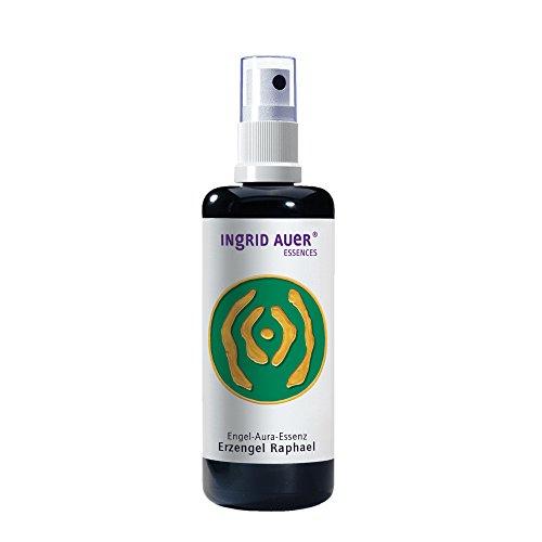 Esencia de aura Ingrid Auer Ángel (spray de 100 ml) - El Arcángel Rafael relaja y proporciona nuevos impulsos de vida