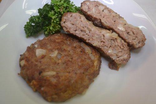 肉屋 の ハンバーグ 15枚セット(3枚×5パック)【 ハンバーグ 国産 手作り ★】