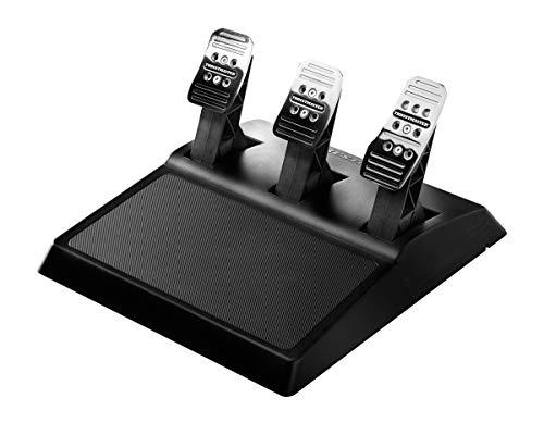 Thrustmaster T3PA - Pedale und interne Struktur zu 100% aus Metall - Vollständig justierbar - Enthält optionalen Gummikonus für Brake Mod - fur PS4/Xbox/PC