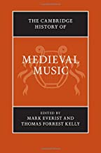 The Cambridge History of Medieval Music 2 Volume Hardback Set (The Cambridge History of Music)
