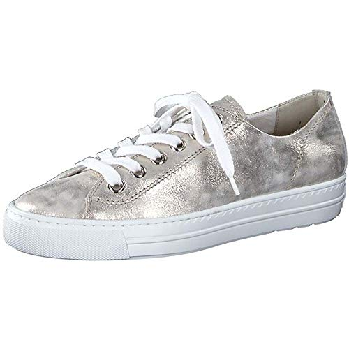 Paul Green 4704 Damen Sneakers Mineral, EU 40
