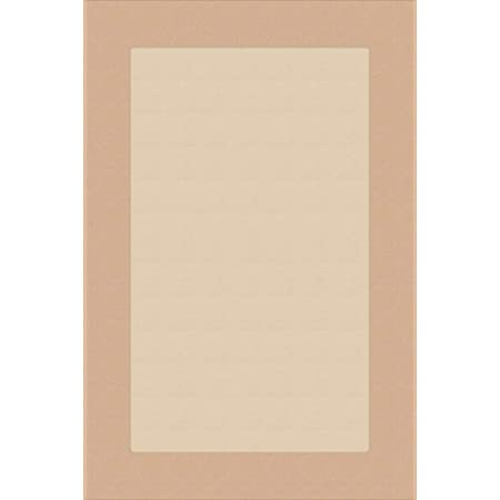 23H x 18W Kendor Unfinished MDF Cabinet Door Square with Raised Panel