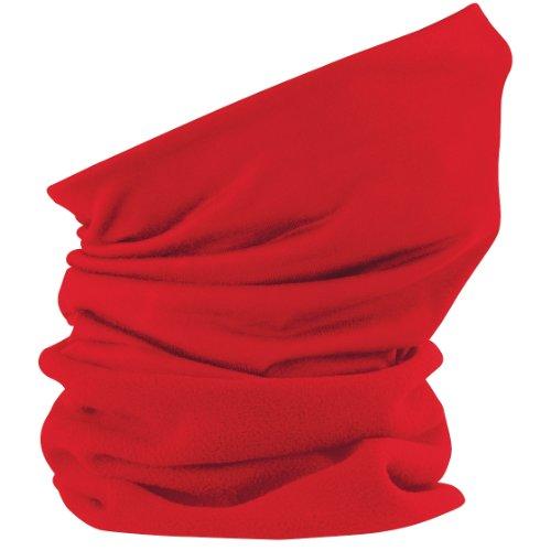 Beechfield Damen SuprafleeceTM MorfTM vielseitig verwendbar (Einheitsgröße) (Rot) one size,Rot