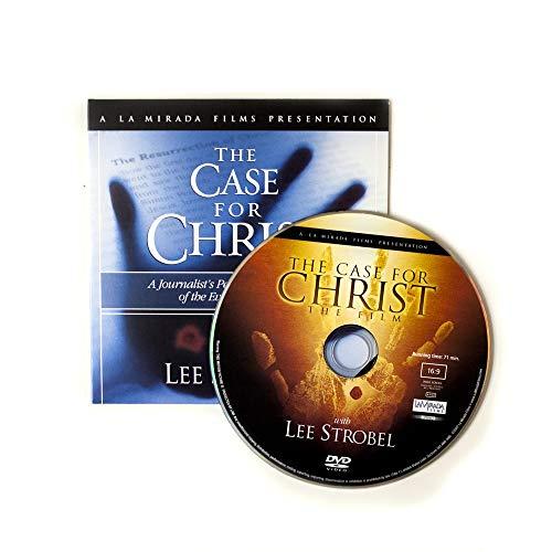 The Case for Christ Documentary DVD QS (10 Pack)