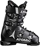 Atomic HAWX Magna 80 Ski Boots Mens Sz 12/12.5 (30/30.5) Black/Anthracite