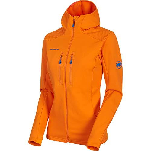 Mammut Eiger Extreme Eiswand Advanced ML Hooded Jacket Women - Fleecejacke