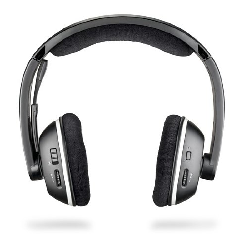 Plantronics Headset GameCom X95 für Xbox 360 Wireless USB