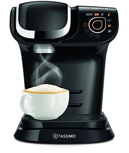 Bosch Tassimo Machine à café Machine à café Noir
