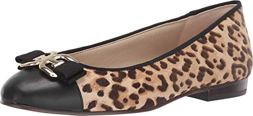 Sam Edelman Mage Women's Flats & Oxfords Leppard Size 8 M