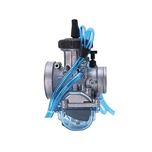 Carburador Herramienta de ajuste de carburador, carburadores de reemplazo automotriz para 100-500 CC 34 34 36 38 40 42mm Motocycle Carburetor Auto Accesorios AUTO Accesorios de auto ( Color : 35mm )