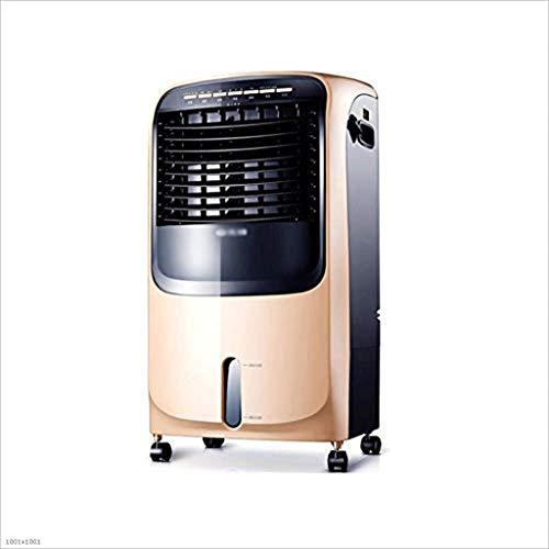 SBSNH 3 bloques de velocidad de viento frío y caliente purificación y humidificación de doble uso operación simple de uso múltiple de una máquina doméstica ventilador de refrigeración ahorro de energí