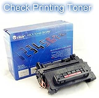 TROY 02-81350-001 MICR Toner Secure Cartridge for 601 602 603 Series (Compatible with HP LaserJet M601 M602 M603 Printers, HP Toner CE390A)