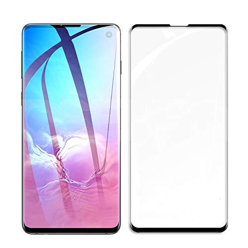 3 Stück 3D gebogenes gehärtetes Glas für Samsung Galaxy S9 S8 Plus Displayschutzfolie auf S6 S7 Edge Note 8 9 Frontfolie-Für Samsung S8