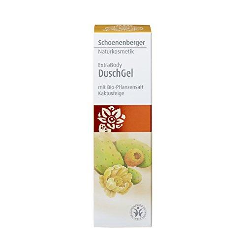Schoenenberger Naturkosmetik ExtraBody Duschgel, 1er Pack (1 x 200 ml)