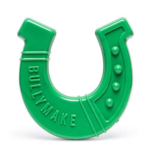 BULLYMAKE Horseshoe Nylon Chew Toy - Made in USA