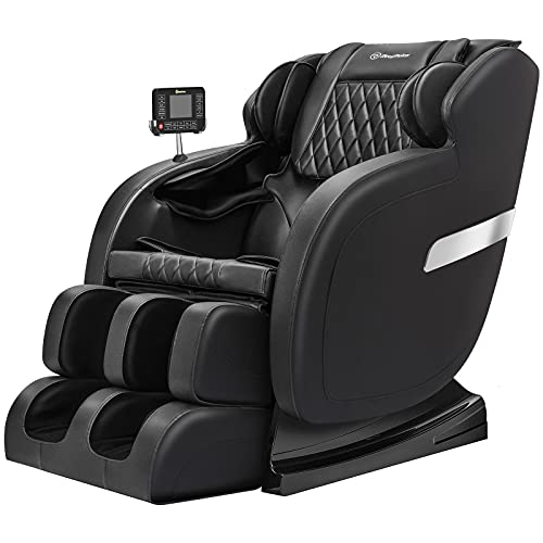 Real Relax 3D Massage Chair Recliner with Bluetooth