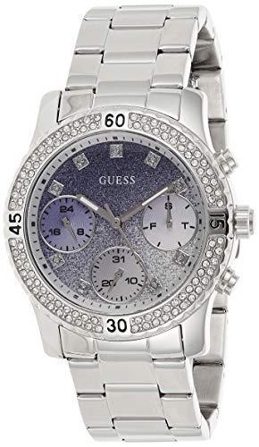 Guess Reloj Multiesfera para Mujer de...