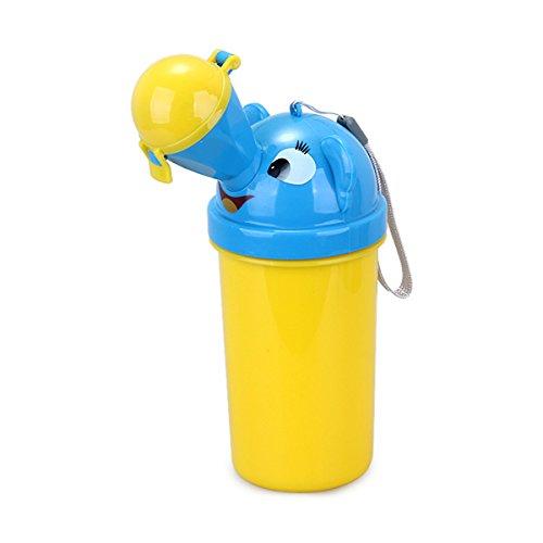 OULII Bebé niño portátil bacinica orinal niño formación Pee para regalo de cumpleaños de bebé Camping viaje en coche