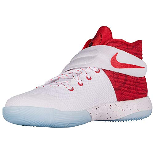 Nike Kyrie 2 (PS), Zapatillas de Baloncesto para Niños, Blanco (White/University Red-Deep Royal Blue), 31 EU
