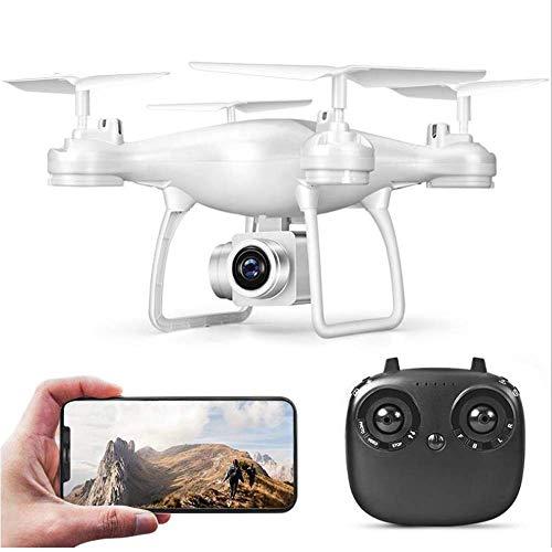 J-Love WiFi FPV Drone con cámara HD 1080P 2000mAh Batería Modular Control Gestos Control Gravedad Retención altitud Modo sin Cabeza Una tecla Despegue/Aterrizaje
